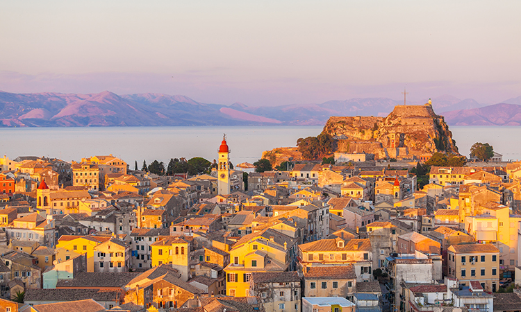 Discover Corfu Town on a tour