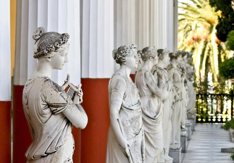 Corfu Achilleion-Palace